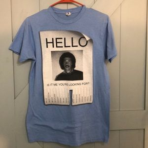 Men's small vintage 90s Lionel Ritchie shirt small